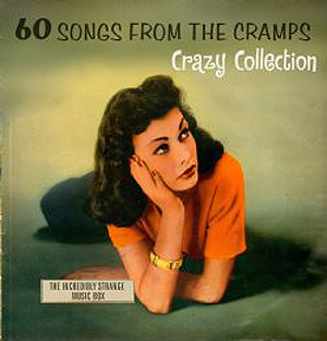 CRAMPS CRAZY COLLECTION