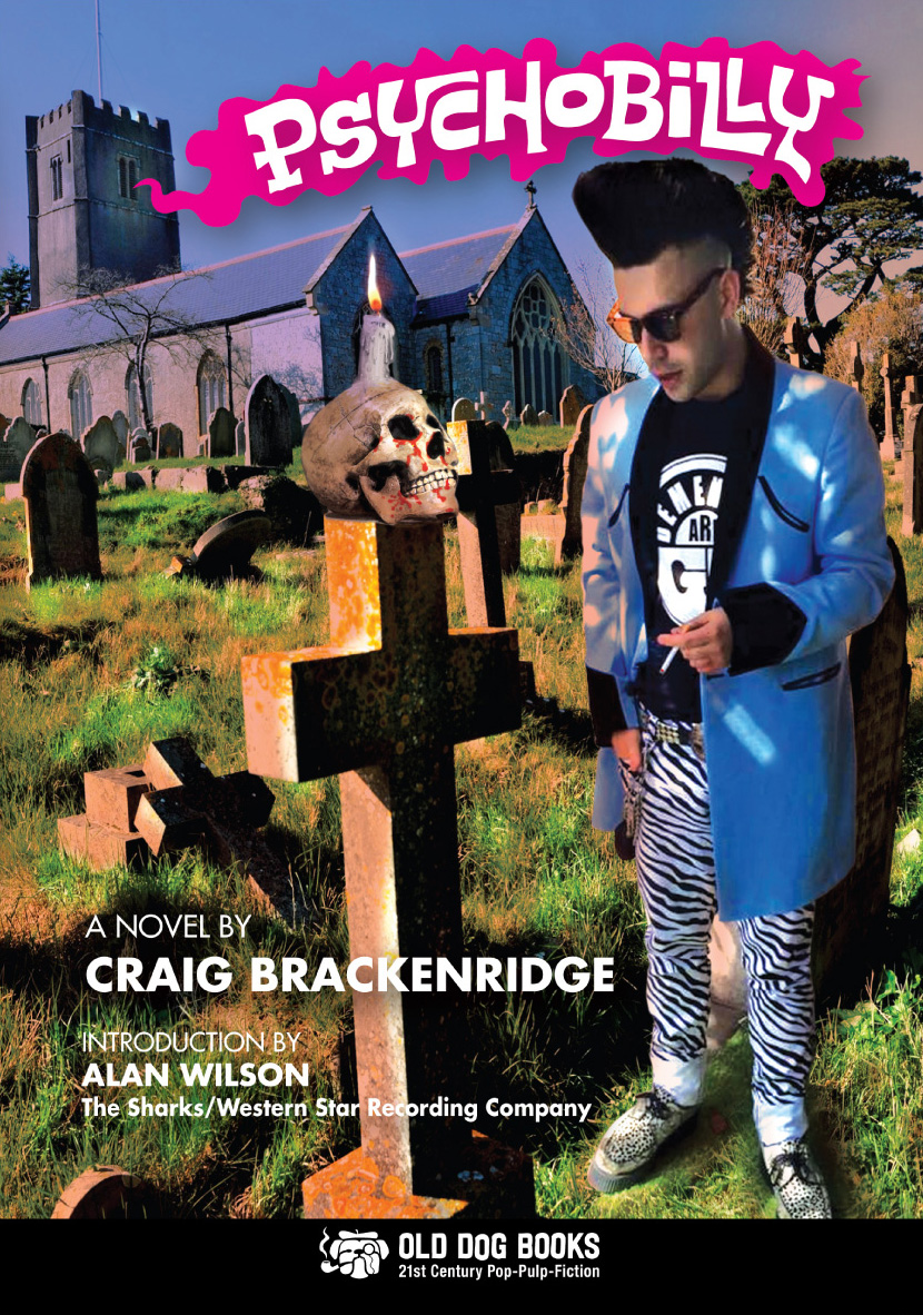 Author – Craig Brackenridge