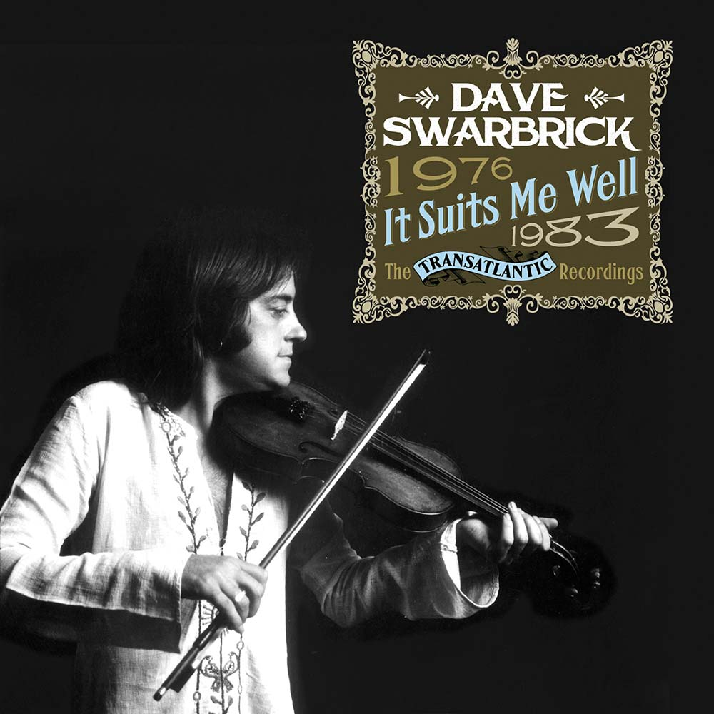 It Suits Me Well – Dave Swarbrick